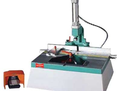 HOFFMANN X_LINE 25 PNEUMATIC DOVETAIL ROUTING MACHINE